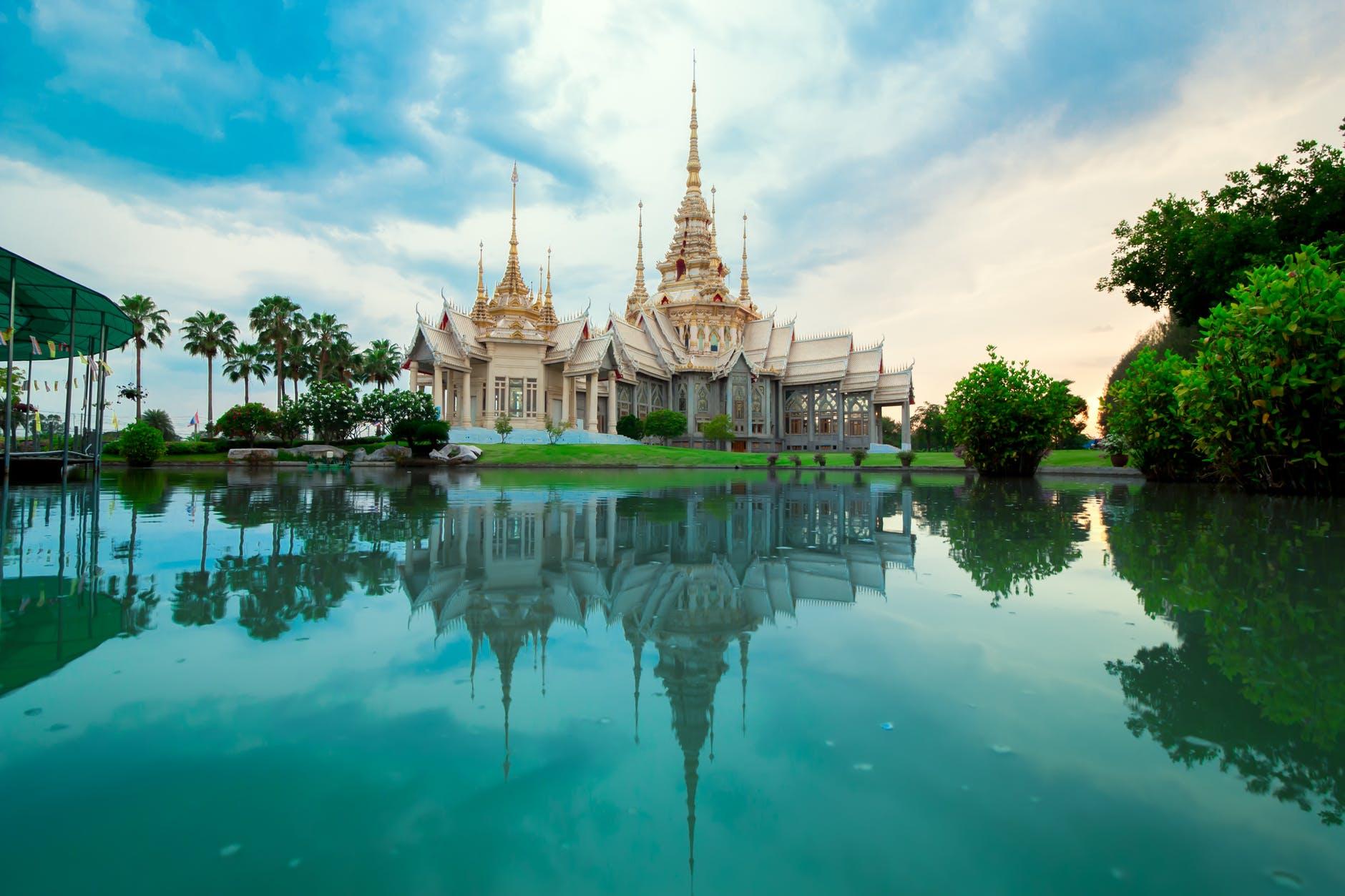 architecture art beautiful buddhism